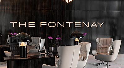 Luxus Hotel In Hamburg The Fontenay